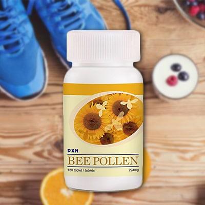 bee pollen dxn que es