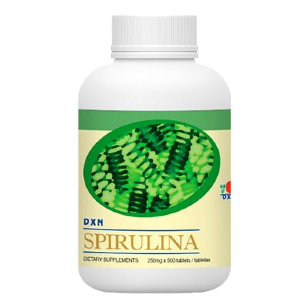beneficios spirulina dxn