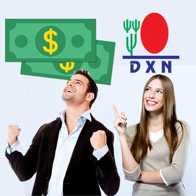 como ganar dinero con dxn