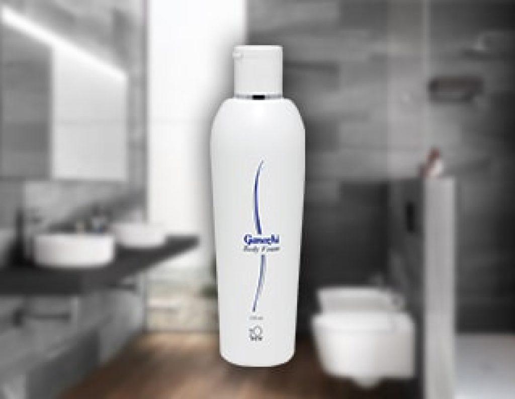 ganozhi gel de baño dxn