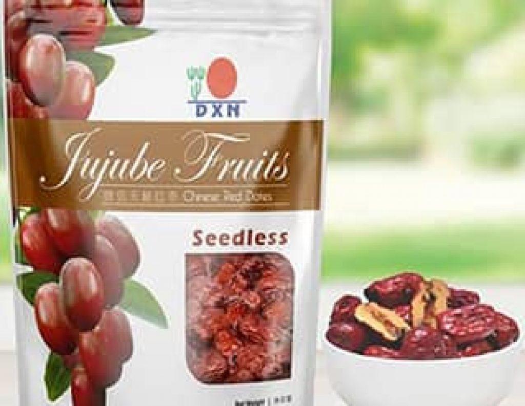 jujubes fruits dxn