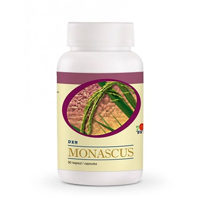 monascus beneficios dxn