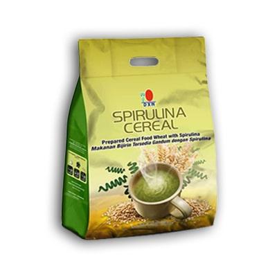 spirulina cereal beneficios