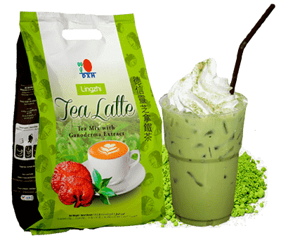 tea latte beneficios