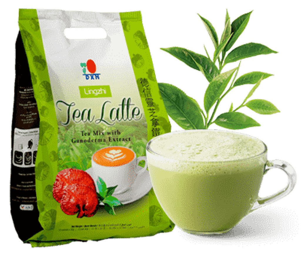 tea latte dxn