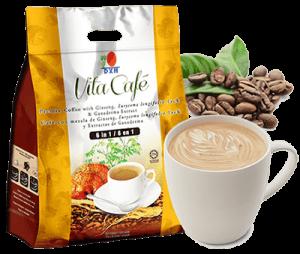 efectos secundarios del cafe ganoderma