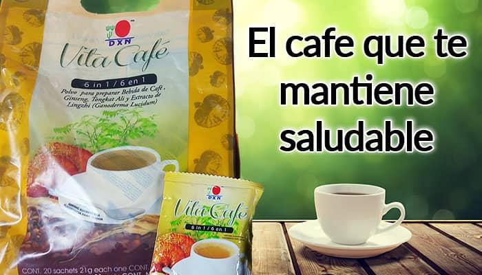 vita cafe 6 en 1 dxn