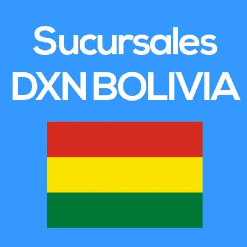sucursales dxn bolivia