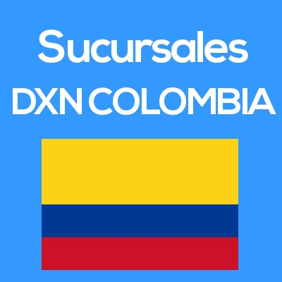 sucursales dxn colombia