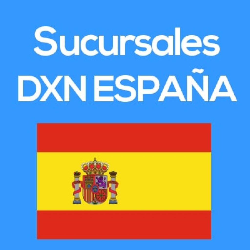 sucursales dxn españa