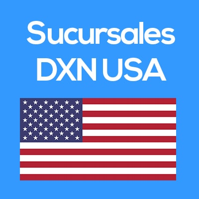 sucursales dxn usa estados unidos