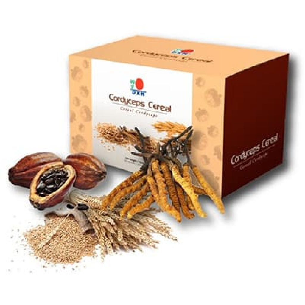 cordyceps cereal beneficios