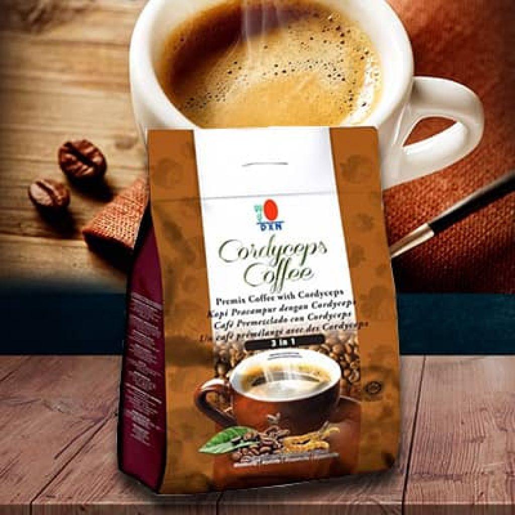 cordyceps coffee beneficios