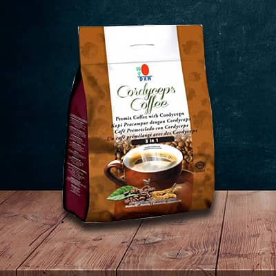 cordyceps coffee dxn