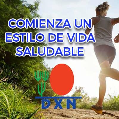 vida saludable dxn