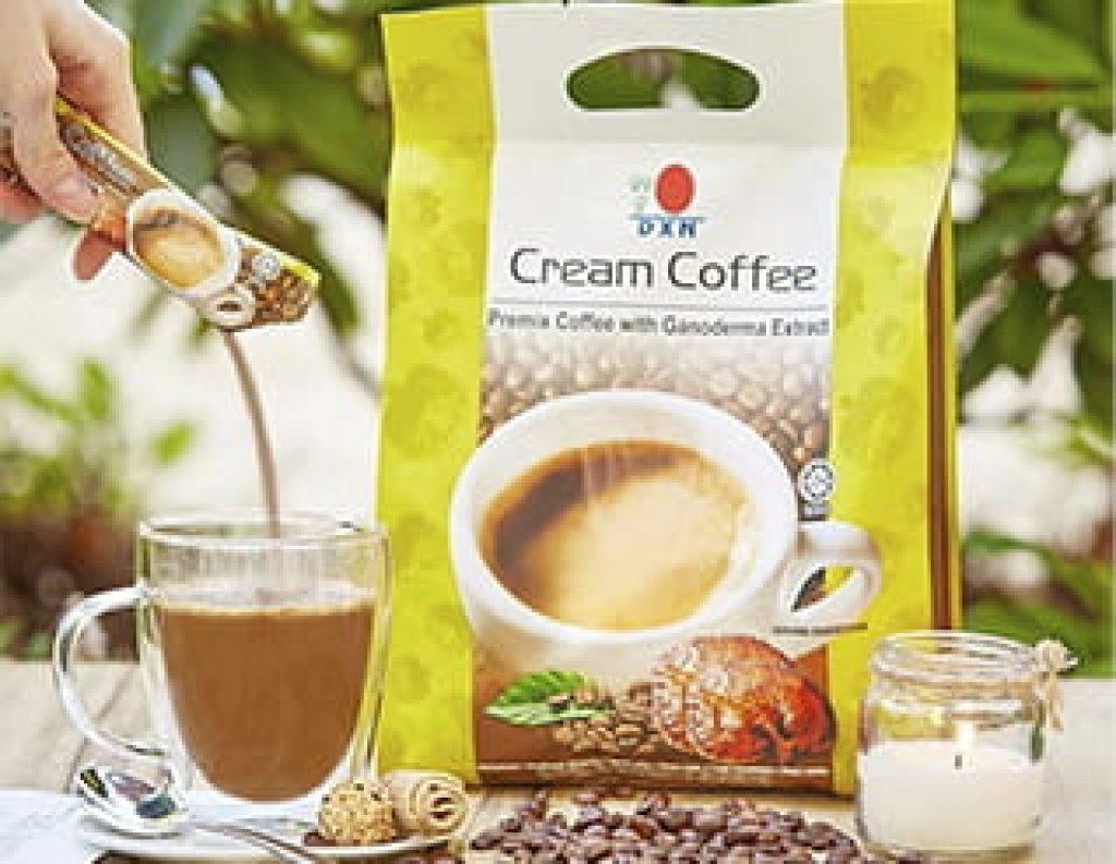 dxn usa cream coffee