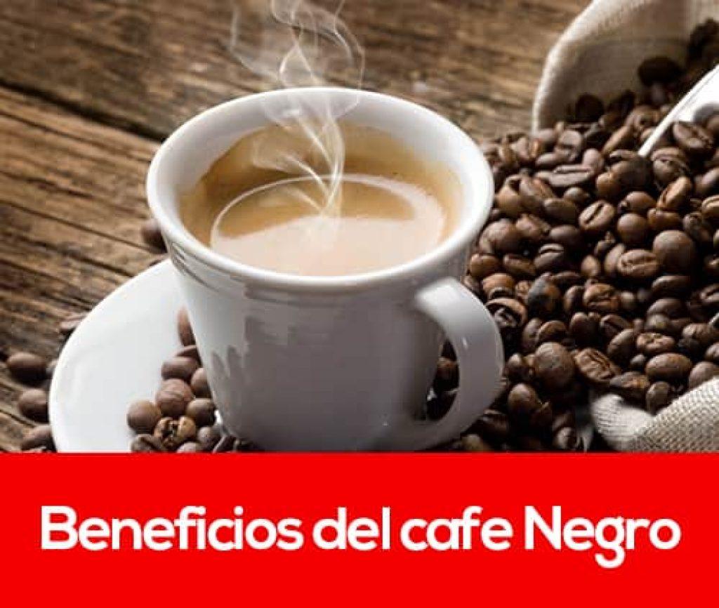 beneficios de tomar cafe negro