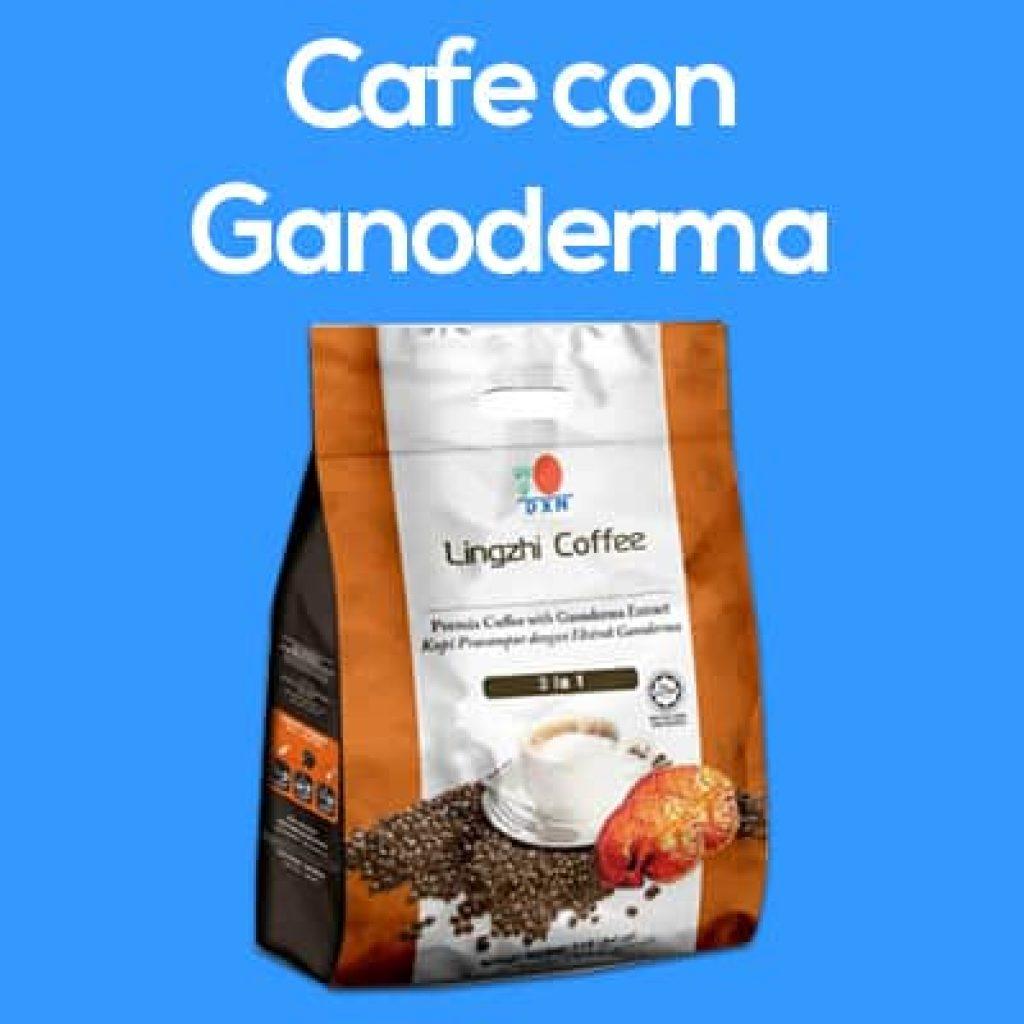 cafe con ganoderma reishi